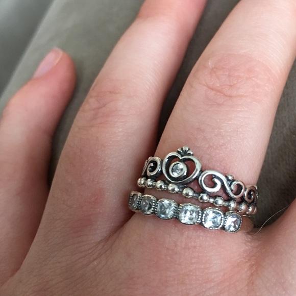 1805e5ec3 Pandora Jewelry | Ring Alluring Cushion | Poshmark
